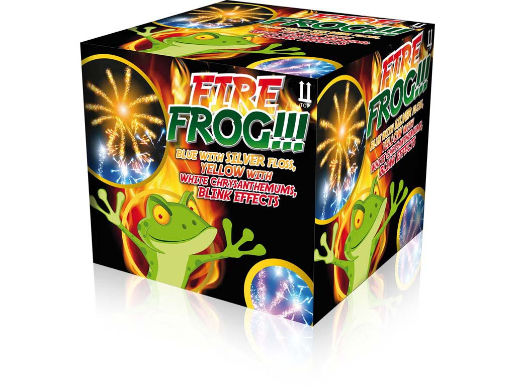 Fire Frog