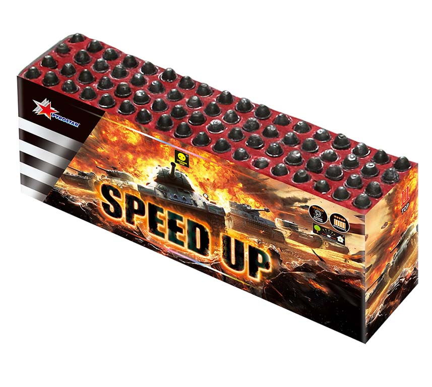 Speed Up 72 shots
