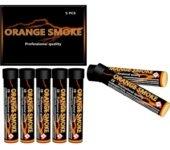 Smoke Tube Orange 5 stuks