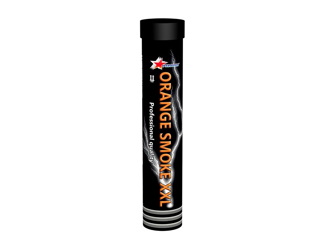 Orange Smoke XXL