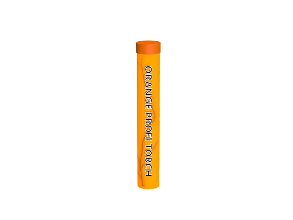 Orange Profi Torch