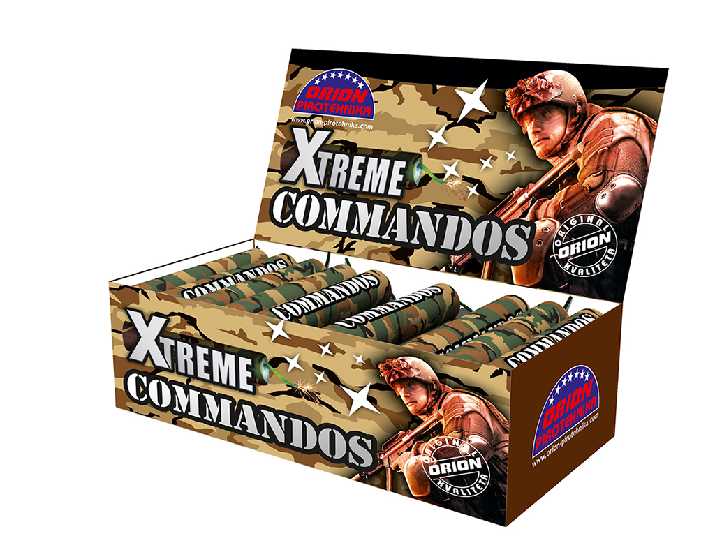 Xtreme Commandos