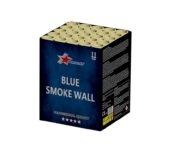 Blue Smoke Wall