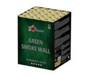 Green Smoke Wall