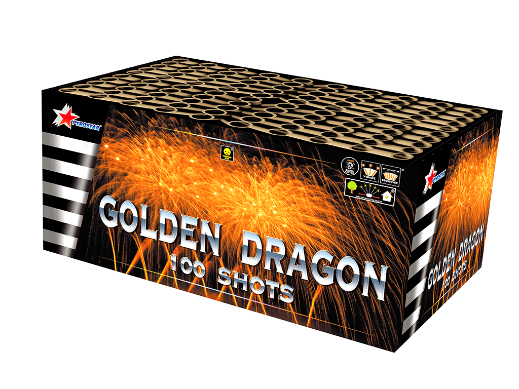 Golden Dragon 100 shots