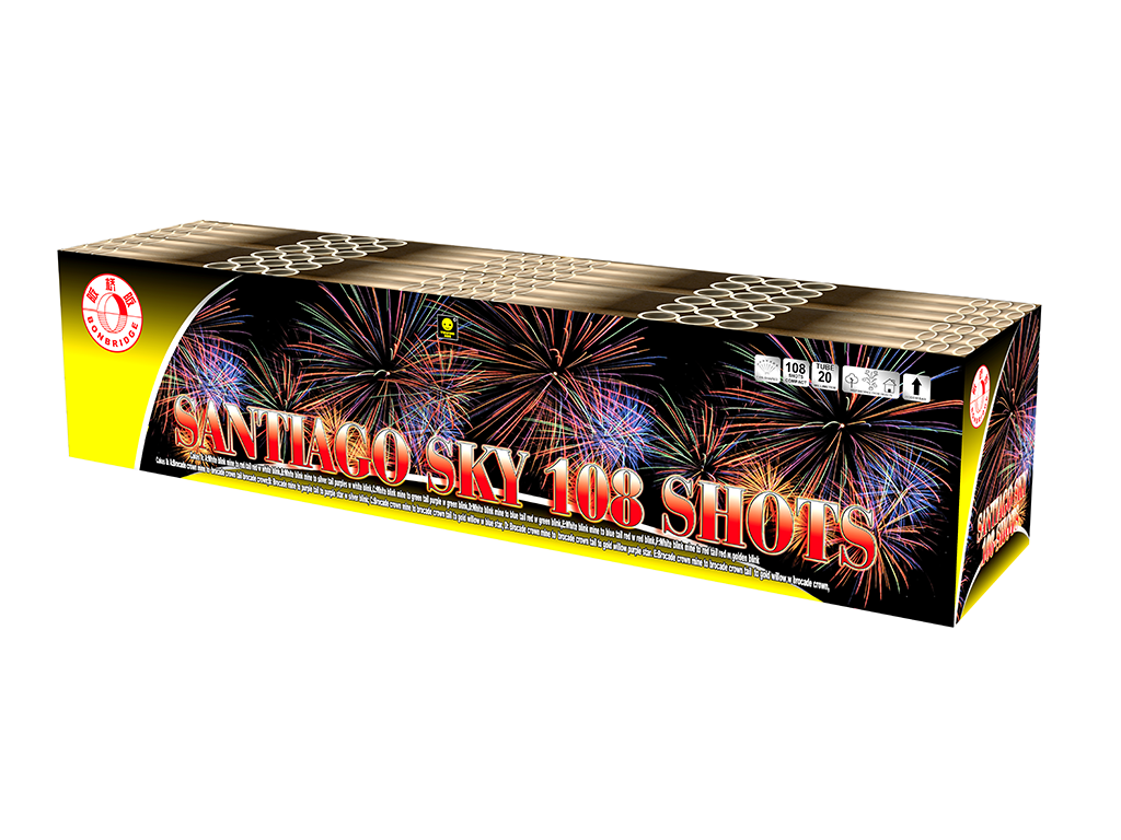 Santiago Sky 108 shots